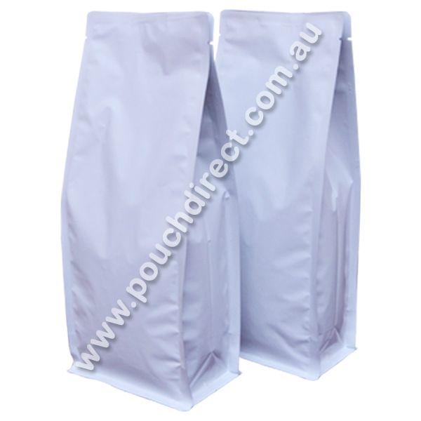 Block Bottom Pocket Zipper