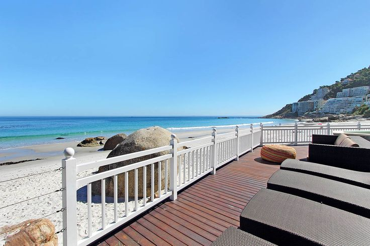 Situated directly on the beautiful white sands of Clifton Second Beach in Cape Town, Ivory Sands Villa offers oceanfront luxury living in one of the most coveted adventure holiday destinations in the world.