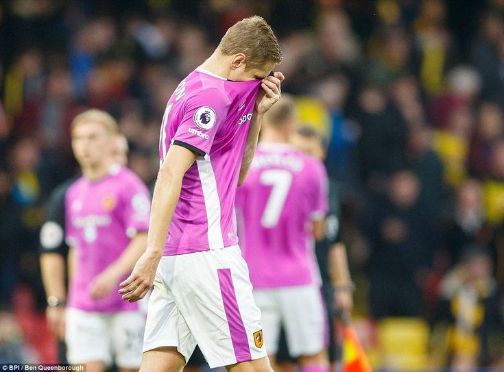 Watford 1-0 Hull: Last gasp Michael Dawson OG sees Hornets triumph