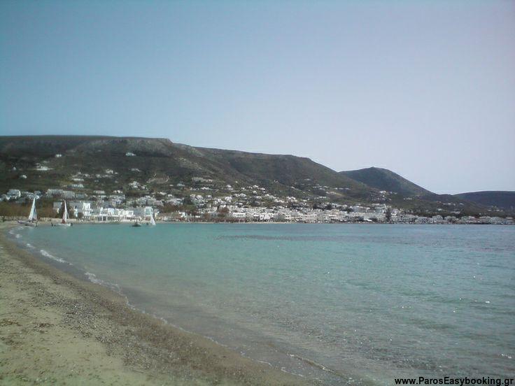 Marcello Beach, #Paros, Cyclades Greece       www.paroseasybooking.gr