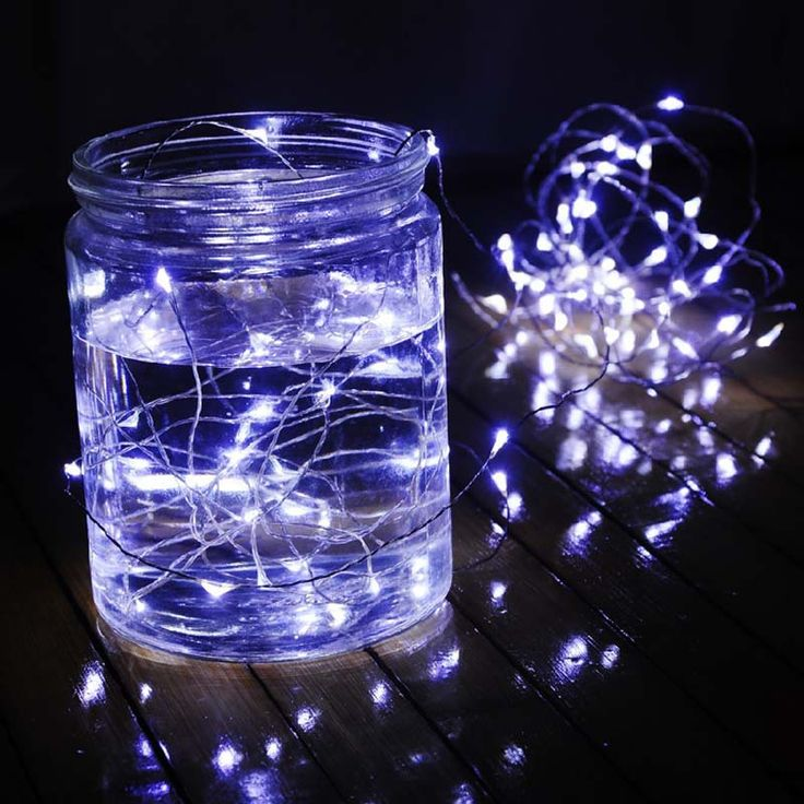 5 m 50 argento wire led string luce dc 12 v ghirlanda di natale nuovo anno stellato luci decorazione di cerimonia nuziale + adapter (uk, usa, ue, au spina)(China (Mainland))