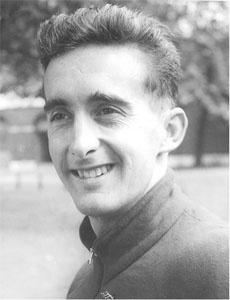 1955 Gordon Pirie - Athletics: Athletic