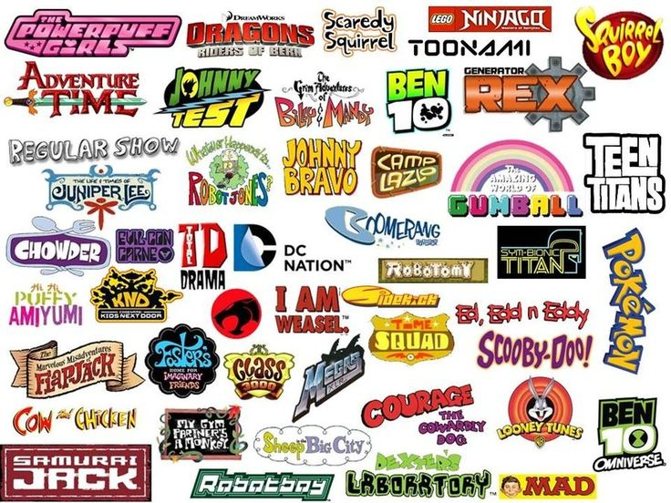 Cartoon Name: Like If U Remeber Most OR All Of These Cartoon Network