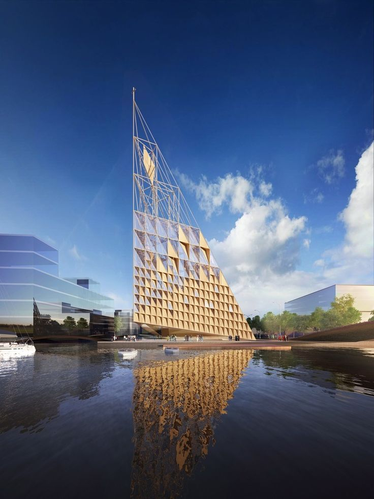 Gallery Of Winners Announced In Competition To Design Copenhagenu0027s First  New Church In 30 Years