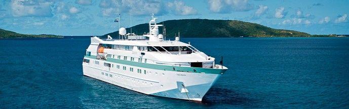 m/v Tere Moana | Paul Gauguin Cruises - 90 passenger ship for European cruises