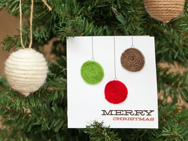 Homemade Christmas cards [Рождественские открытки ручной работы]