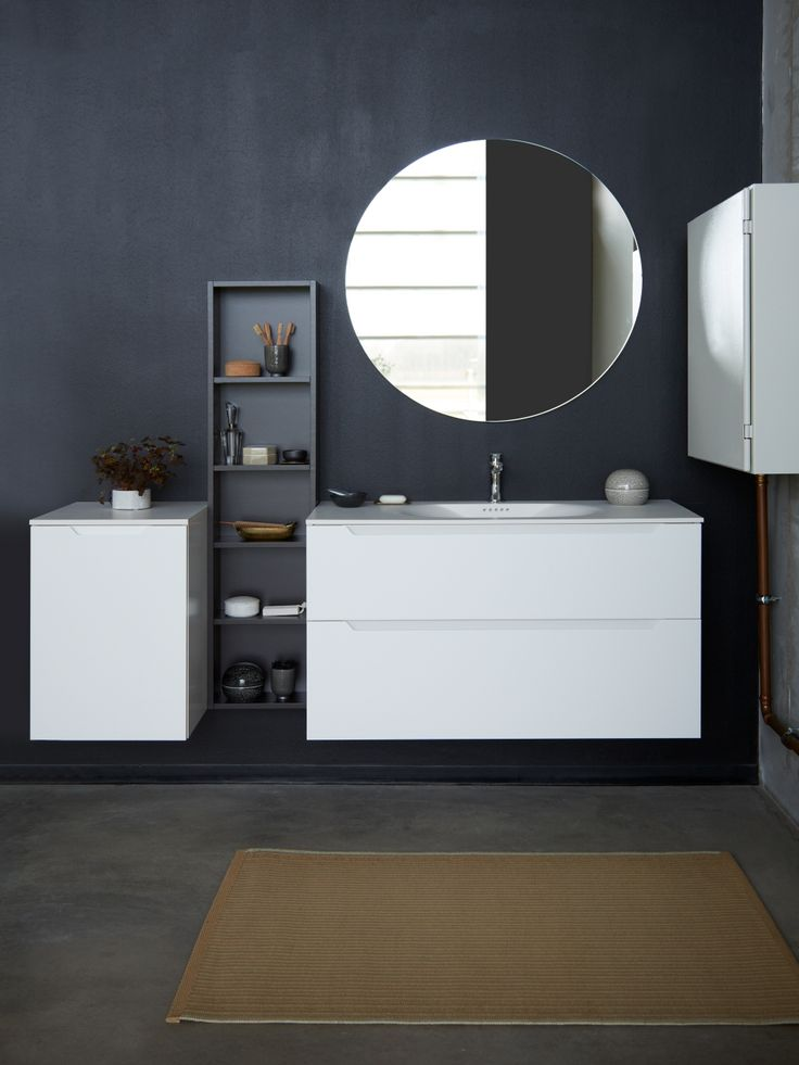 Urban badeværelse nanohvid