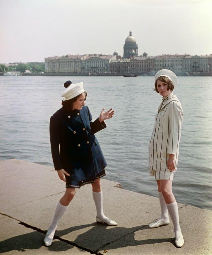German Fashion Magazines Soviet Union