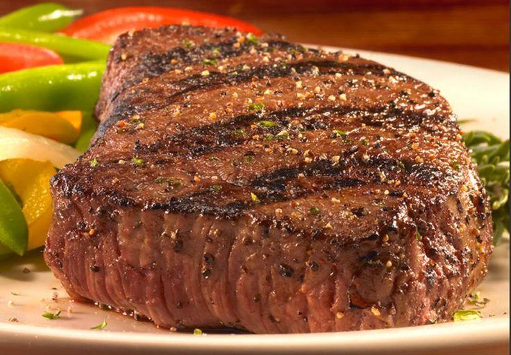 Steak ...good to me