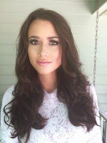 Marina Rumppe: Brunette Bombshell Makeup
