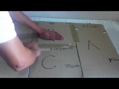 Consejos de hogar: idea para doblar camisetas - truco para doblar camisetas - YouTube