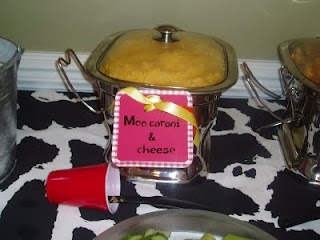 Kid friendly food Idea for party.
