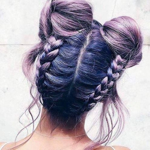 Best 25+ Cool hair ideas on Pinterest   Cool hair color, Pastel ...