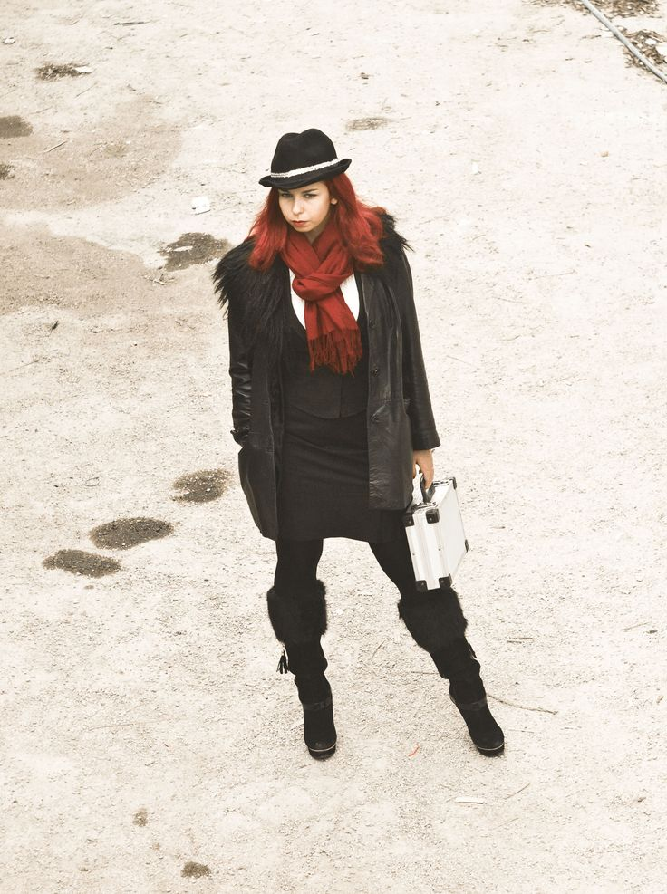 Model: Milena Corleone https://www.facebook.com/milena.corleone.studio Photographer: Filip Wierzchowski  #redhead #model #milenacorleone #red #hair #mafia #mafioso #movie #ilpadrino #thegodfather #godfather #italian #italy #sicily #trip #history #journey #travel #concept #trailer