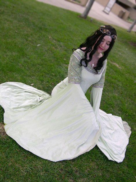 Arwen's Coronation Dress by Aimee Major