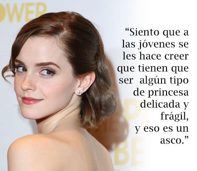 15 de las frases más poderosas de Emma Watson sobre feminismo. http://www.expoknews.com/15-de-las-frases-mas-poderosas-de-emma-watson-sobre-feminismo/