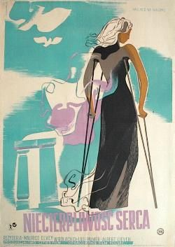 Designer: Zamecznik, Wojciech. 1948. Title: Beware of Pity. Contact us for price.