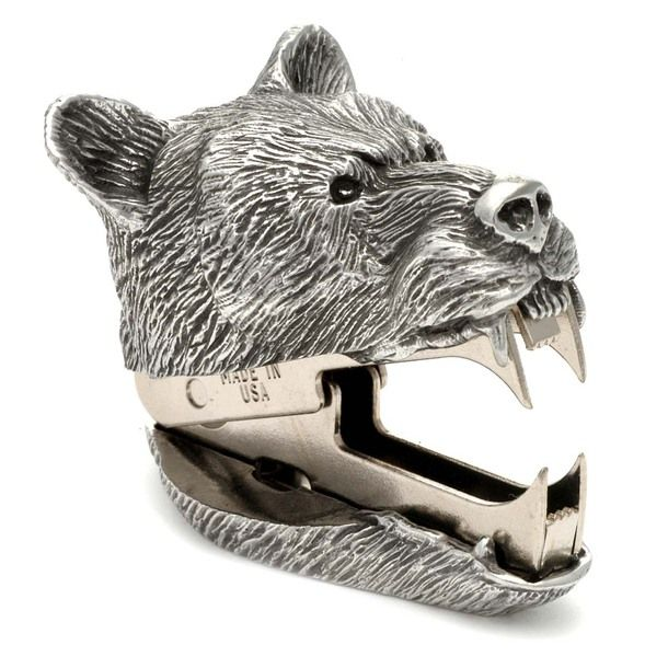 Bear's Growl Staple Remover