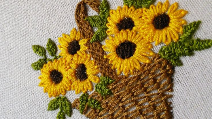 Embroidery Flower Designs For Baby Clothes
