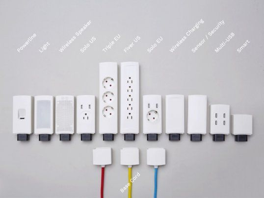 We've never wanted a power strip so much.