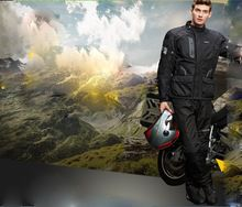 US $199.90 Scoyco Spark model Men's Motorcycle Motocross waterproof Jacket Protective Gear Off Road Clothing Protector Sportswear keep warm. Aliexpress product