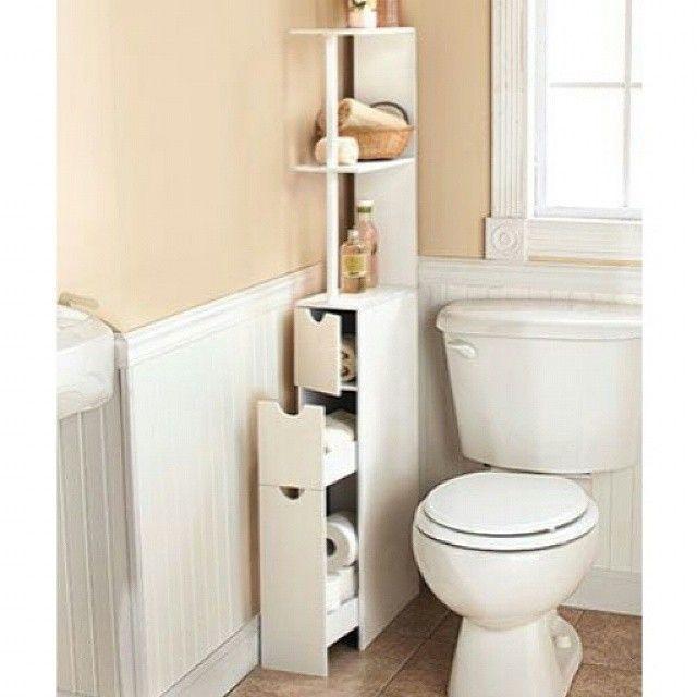 Bathroom Floor Cabinet 31 Amazingly Diy Small Storage Hacks Help You