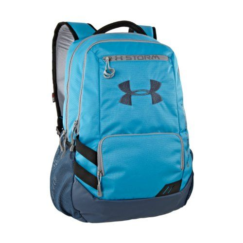 1b53b0508b Under Armour UA Hustle Storm Backpack One Size Fits All PIRATE BLUE Under  Armour http