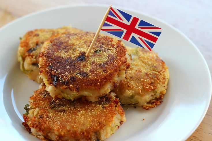 British Favorite: Bubble and Squeak