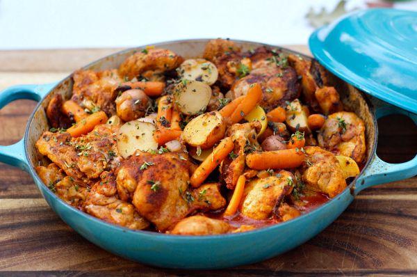 身近な食材でメインディッシュ♡鶏肉とじゃがいもで簡単One Pot レシピ3選|CAFY [カフィ]