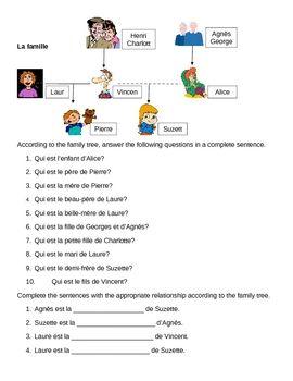 The 25+ best Family tree worksheet ideas on Pinterest   Family ...