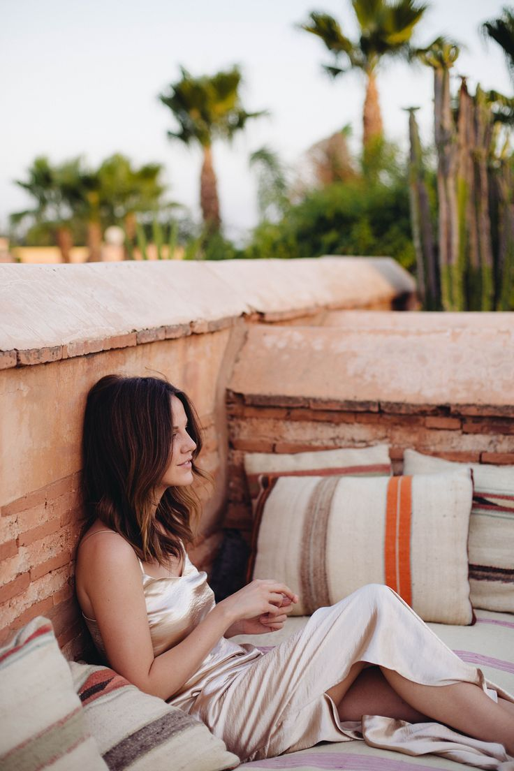 I first spotted El Fenn on Reem's instagram and knew straight away I had to visit and it didn't disappoint. El Fenn is a must-stay when visiting Marrakech.