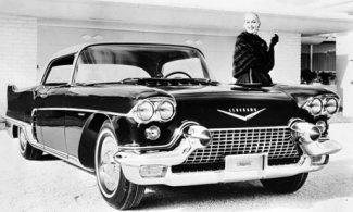 1957 Cadillac Brougham 'Simply Elegant'