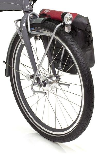 Tern Spartan Rack Packtaschenhalterung Schwarz Schwarz Fahrrad