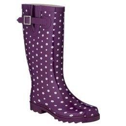 Purple Rain Boots! OMG!!! I NEEEEEEEDDDDDD THESE BOOTS!!!!!!!!!!!