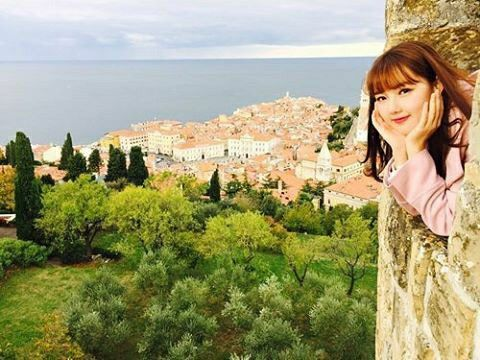 [Yerin] Gfriend to Europe