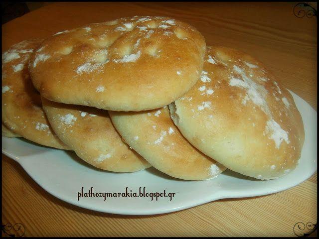 Ρουστικ ψωμάκια για sandwich - Daddy-Cool.gr