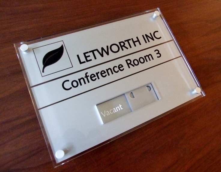 Best Sliding Door Signs For Offices Images On Pinterest Door - Conference room door signs for offices