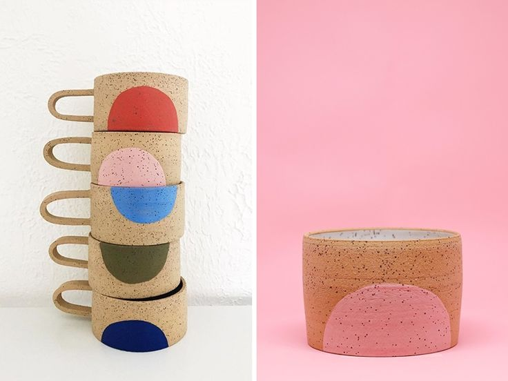 These ceramics from Portland are frigging nice and we want them, ideally immediately.