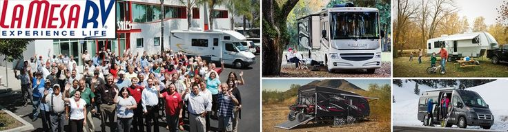 """Experience Life  In 1972 we opened a single RV dealership in La Mesa, California, a suburb of San Diego. Since our beginning, """"Experience Life"""" has been incorporated into every RV we sell. We believe in treating our customers like family and strive to make your experience with us as enjoyable as possible."""