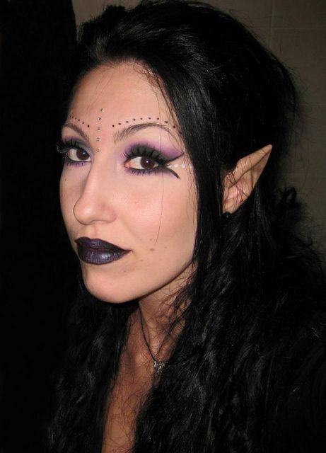 Dark Fairy Makeup | dark fairy | Flickr - Photo Sharing!