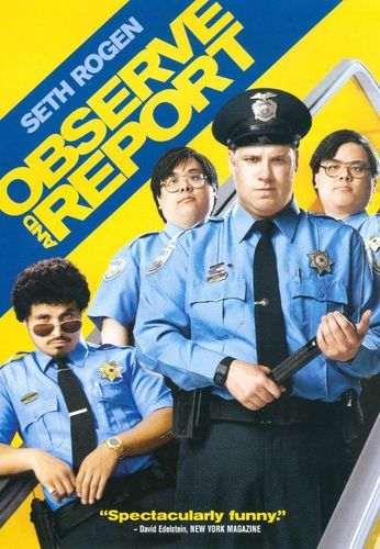 Observe and Report [DVD] [2009]