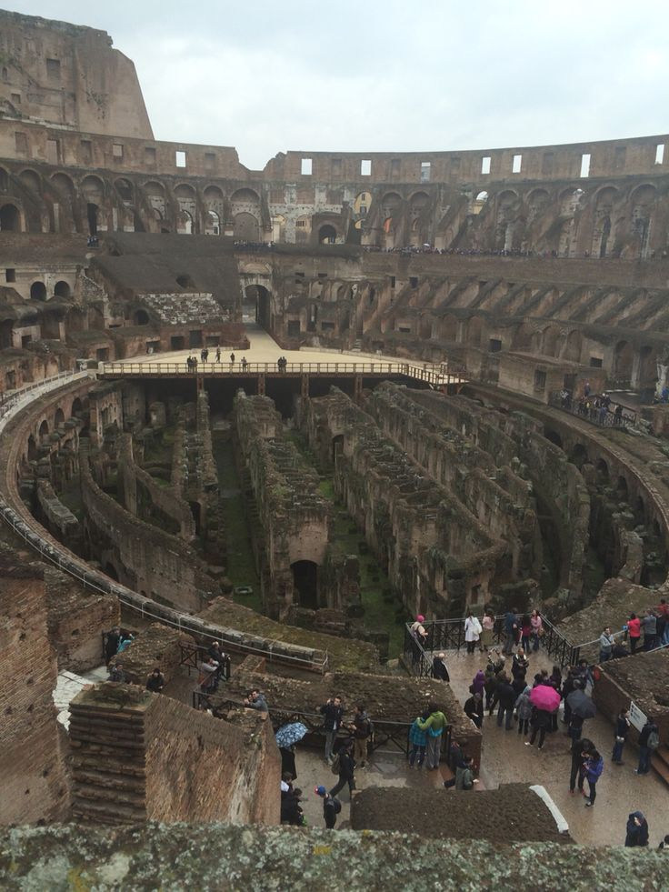 The Coliseum #Italy #Ancient #Rome
