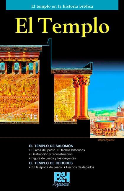 El Templo, tipo folleto plegable