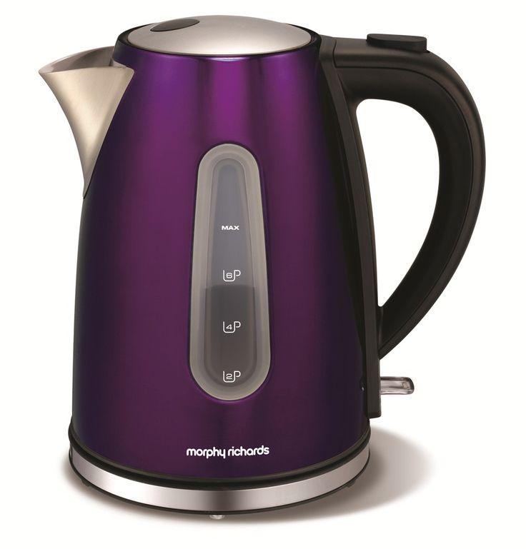 Accents Jug Kettle Purple | Kitchen Appliances & Electric Kettles