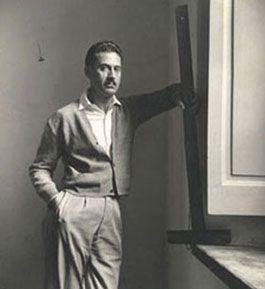 Franco Albini, Portrait at the window