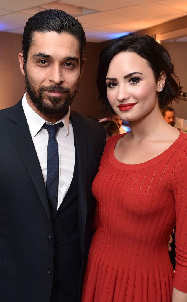 Wilmer Valderrama, Demi Lovato