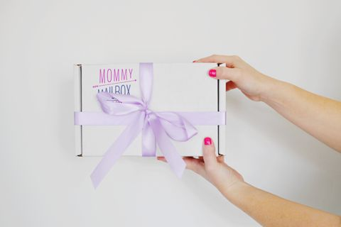 Feature on Mommy Mailbox: a fabulous treat for mom!