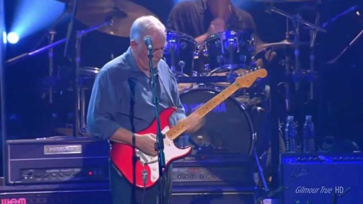David Gilmour - Sorrow - Strat Pack 50th Stratocaster Anniversary - YouTube
