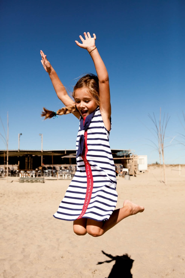 Le Petit Marcel, été 2012   MilK - Le magazine de mode enfant