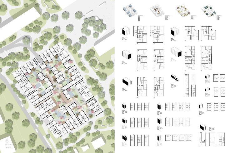 MVRDV's Experiments With New Types Of Urban Housing